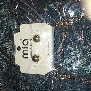 Jewelry - NWT MIA necklace and earring set